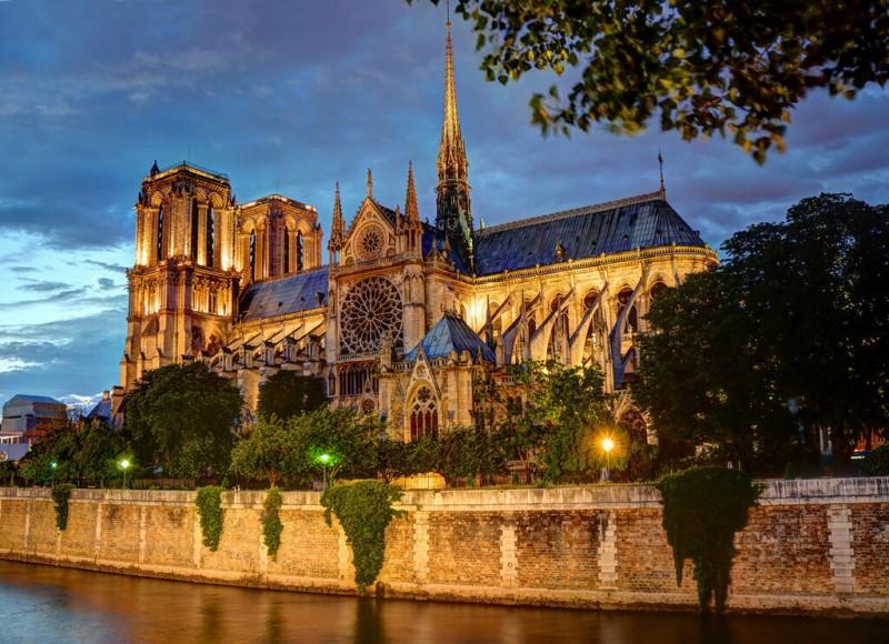 Красота Парижа в фото. Достопримечательности и цены на жизнь