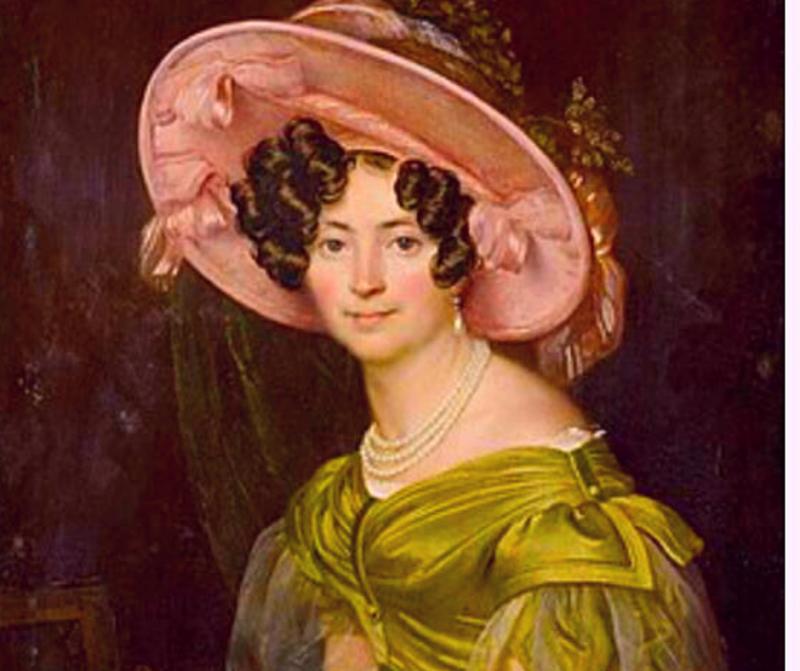 Княгиня З.А. Волконская  Смотрите галерею по стрелке справа