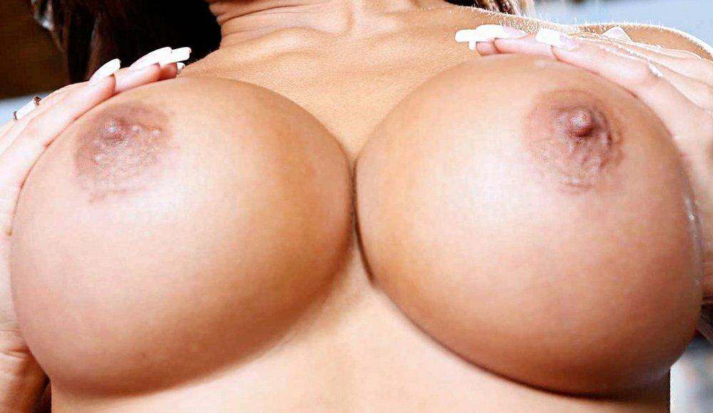 Big closeup titties