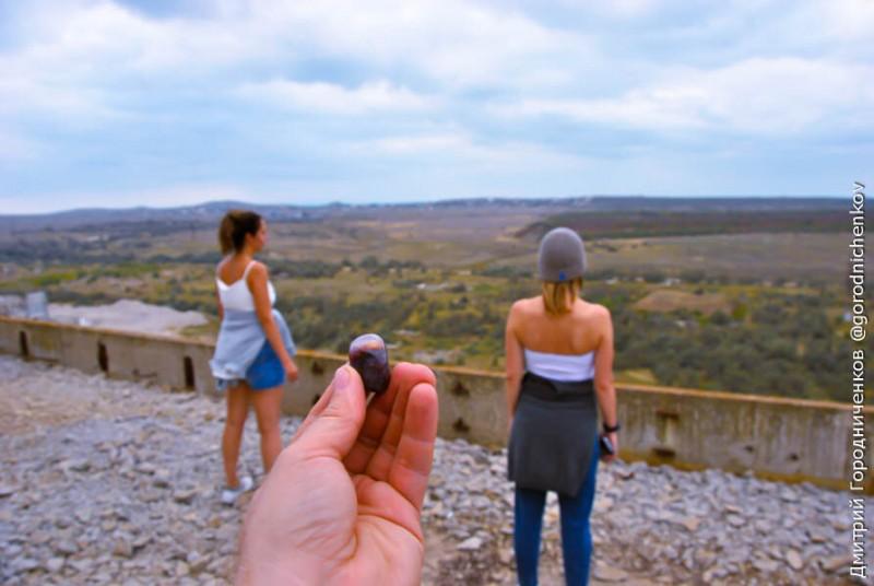 Медитация на крыше Крымской АЭС. Усиление намерения.