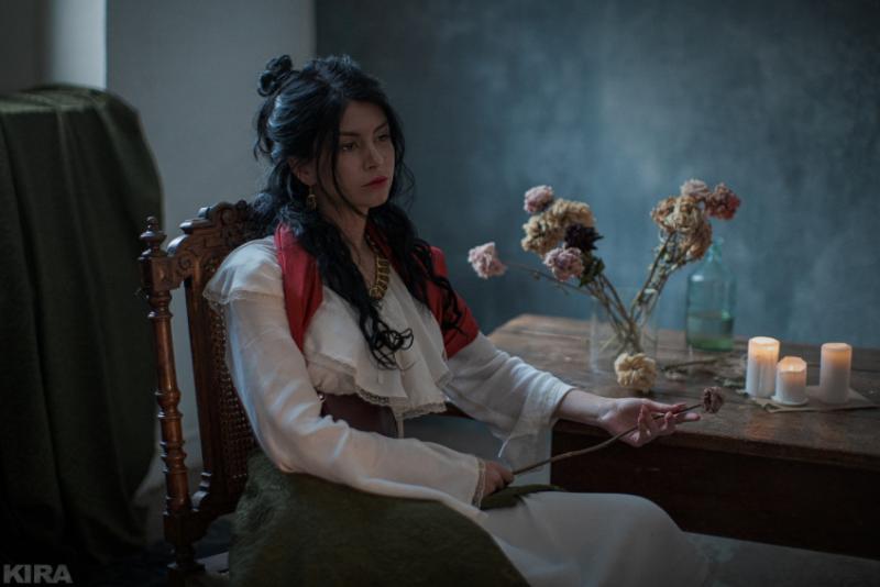 Подборка женского косплея: Ведьмак 3, Пацаны, Honkai Impact 3rd