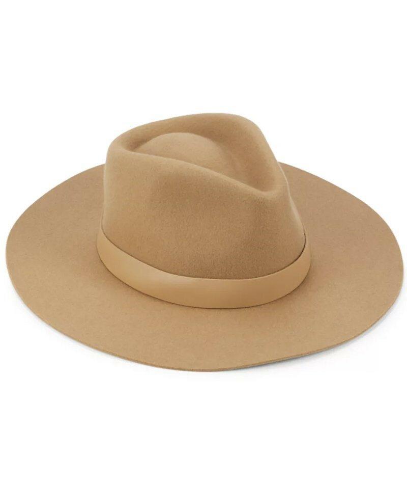 Шерстяная шляпа Rag & Bone.Минималистичная шляпа Rag & Bone идеально подходит для повседневной носки в холодную погоду.